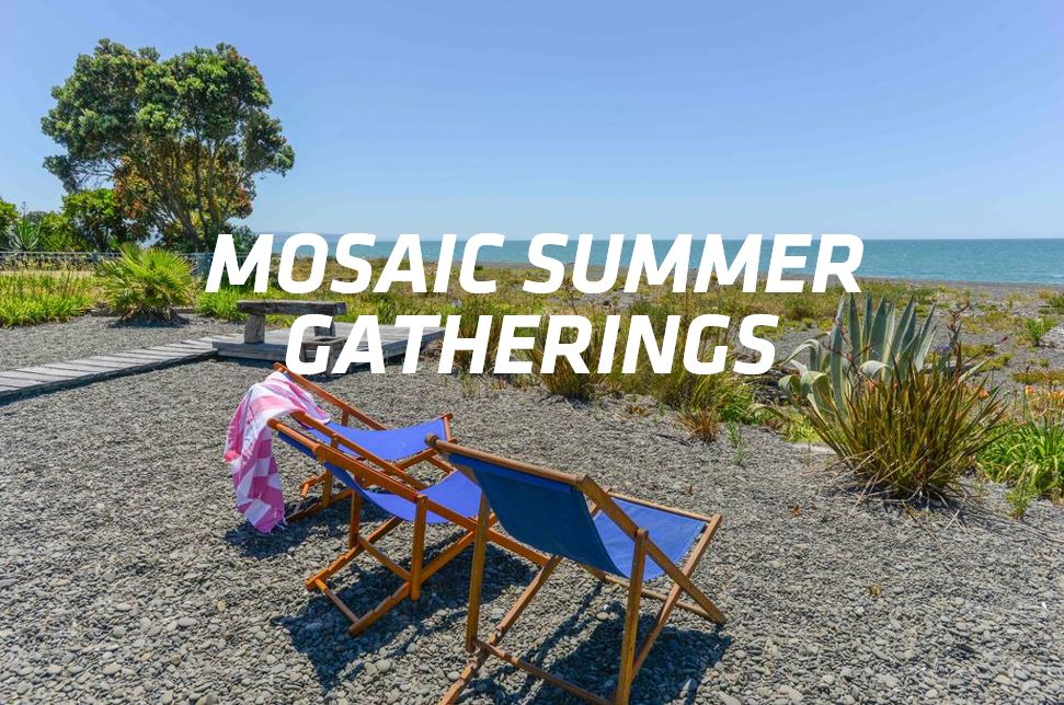 Mosaic Summer Gatherings 2017a