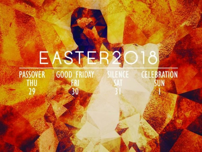 Easter Roadmap 2018