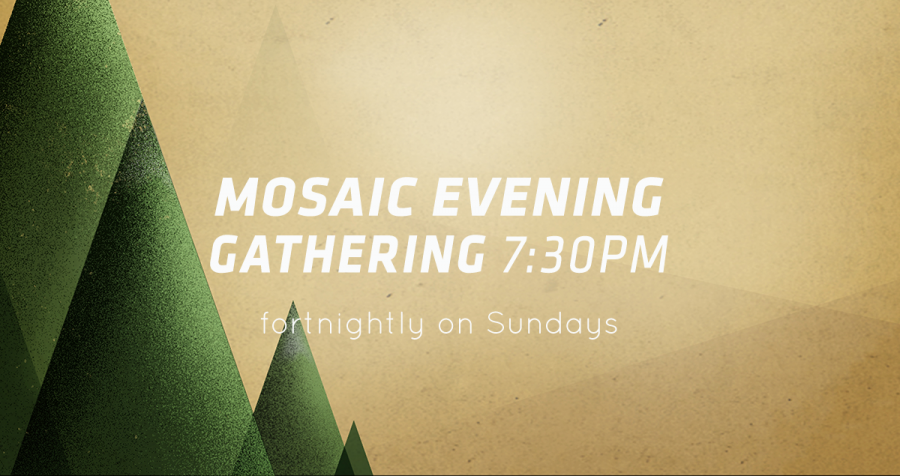 Beatitudes Evening Gathering