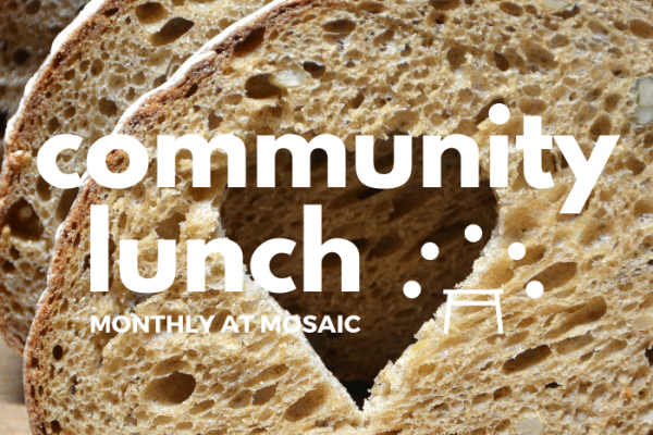 community lunch updated